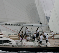 Starry Night gets Marine Results service