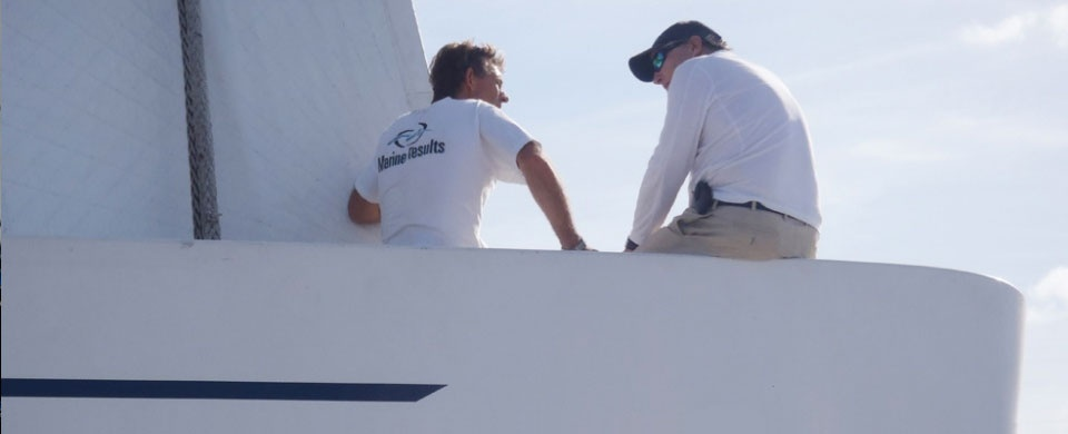 Custom superyacht inspections