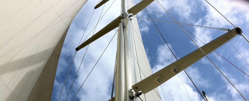 Standing and running rigging