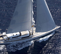 Marine Results test their superyacht rigs at St Barts Bucket