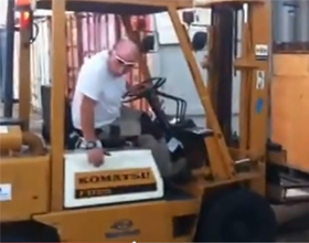 Top forklift driving tips from Marine Results